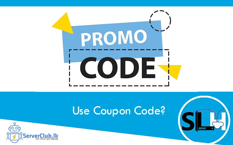 How to use coupon code in SriLanka Hosting