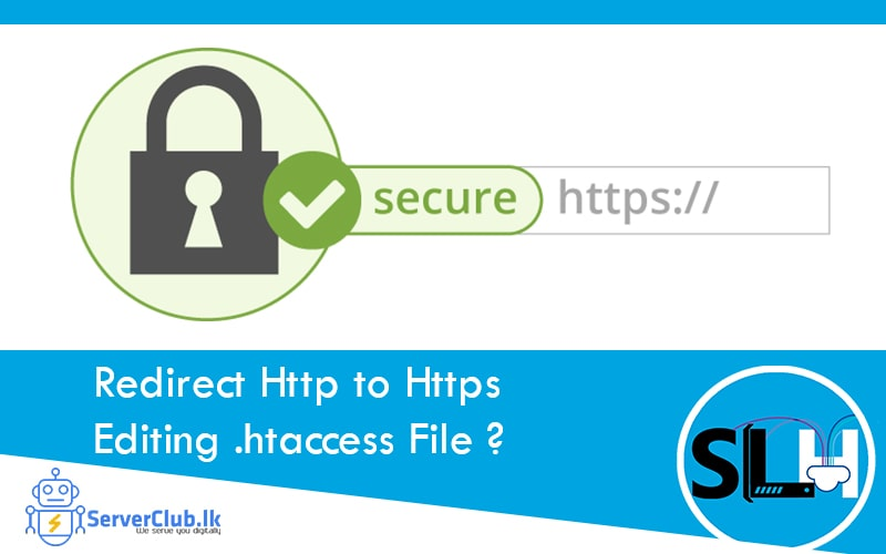 How to Force Redirect Http to Https by Editing .htaccess File?