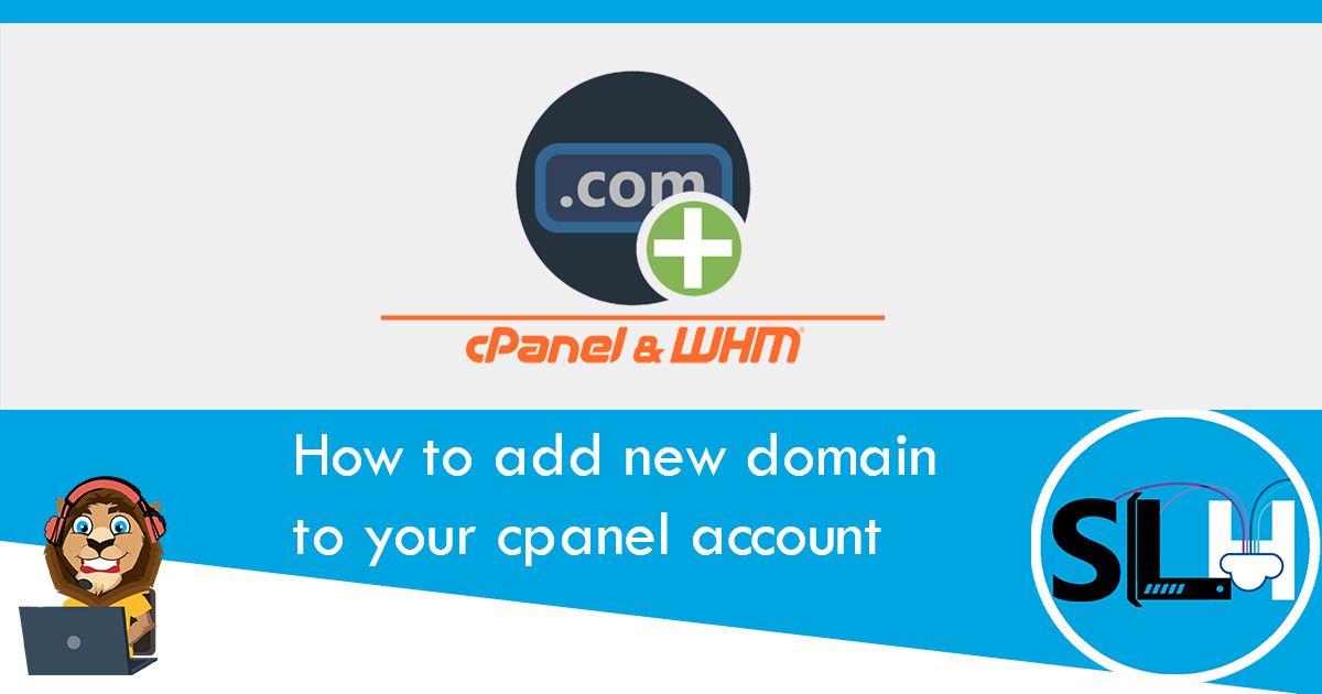 How to add multiple domains to your cpanel account (Manage Addon Domains)