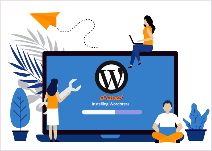 Guide to install Wordpress in Cpanel