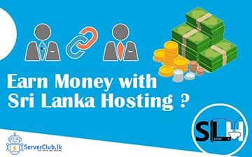 SriLanka Hosting affiliate එක්ක Online සල්ලි හොයමු