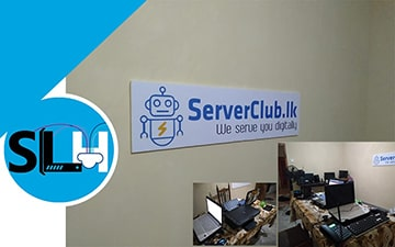 SriLanka Hosting Service moved to an Office.